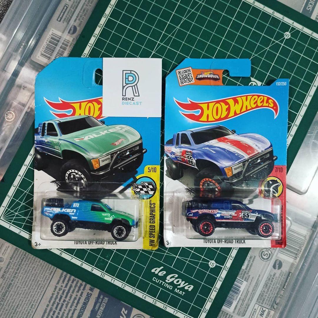 🔥 F L A S H  S A L E 🔥 🚙 Paket HW Toyota Offroad Truck lot - Base plastik . . . 💸 : @70k / set  Stok : 1 set Bisa satuan GRATIS ONGKIR se-jabodetabek . . Kondisi blister sesuai foto Minat ketik 'book' di komen . . #hotwheels #hotwheelscollector #offroad #toyota #car #offroadtruck #jeep #ternaktoyota #customtoyota #mazdarepu #dirumahaja #customcar #toys #hotwheels #cool #pakethotwheels #hotwheelsmurah #hotwheelspaket #toysphotography #matchbox #matchboxtoys #mattel #package #hotwheelsjakarta