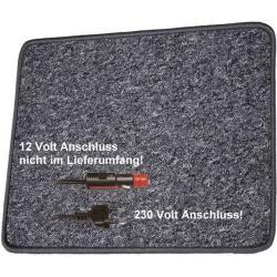 Photo of Pro Car Heating Carpet 60 x 40 cm anthracite 230 Volt / 30 WattCampingshop-24.de