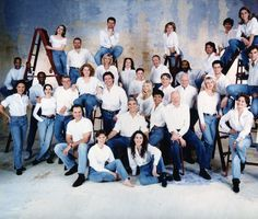 This is a Guiding Light cast picture from early 1995.
