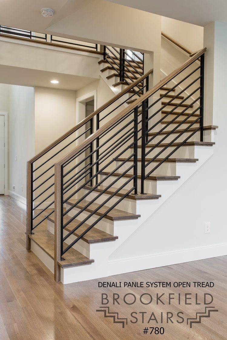 780 Denali Panel System Home Stairs Design Stairs Design   Stair Railing Design Modern   White   Model Modern Staircase   Marble   Exterior Irregular Stair   Balcony
