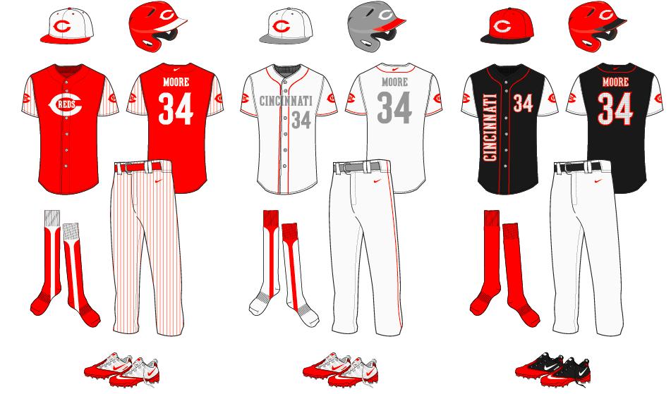 nike concept uniforms Google Search Baseball uniform