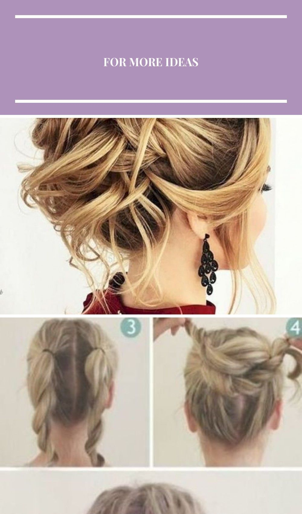 Hairstyles For Attending A Summer Wedding