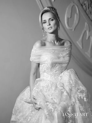 Evaline\'s Bridal provides a large selection of bridal gowns from a ...