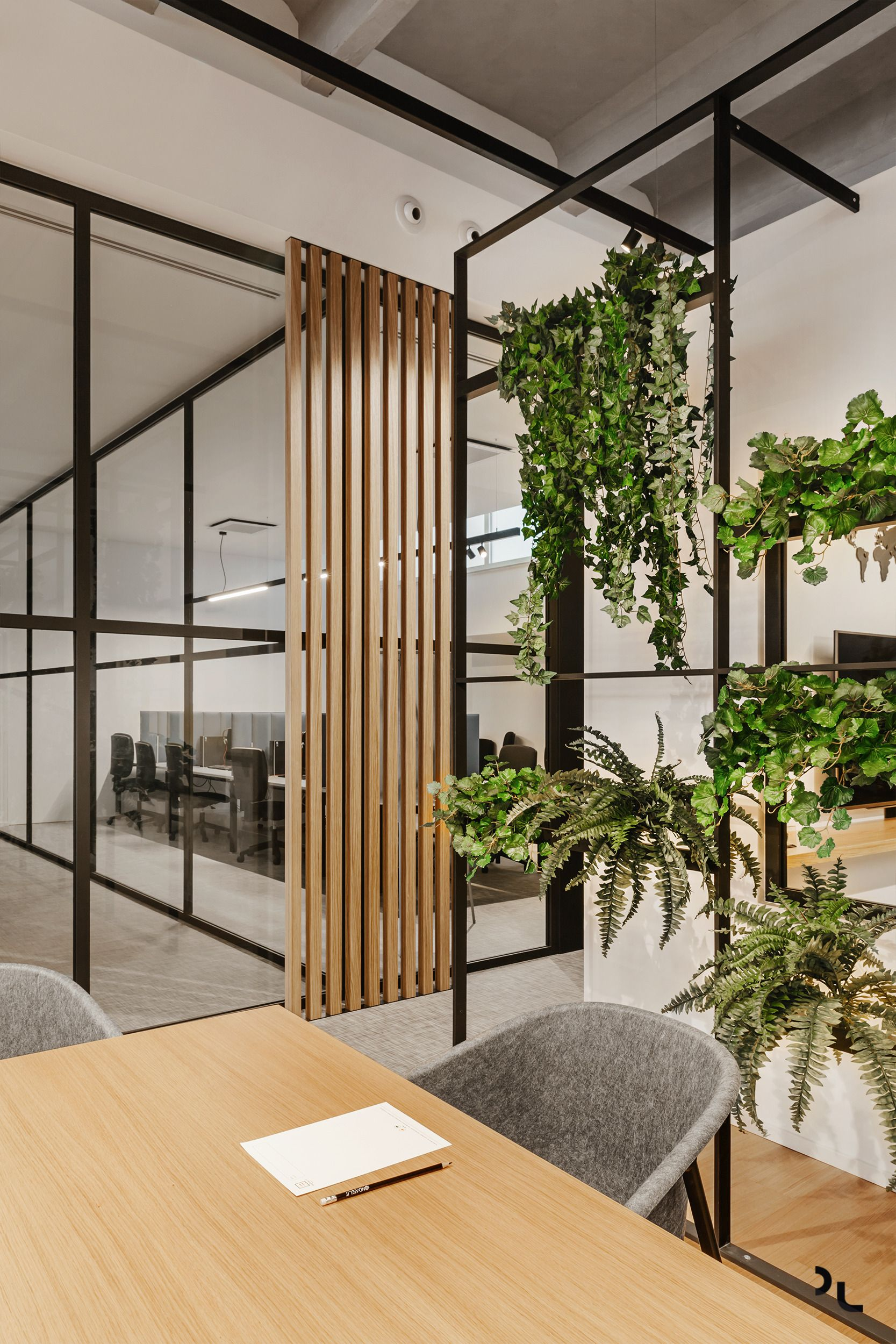 Ondatel Picture Gallery Green Office Design Contemporary Office Design Interior Design Office Space