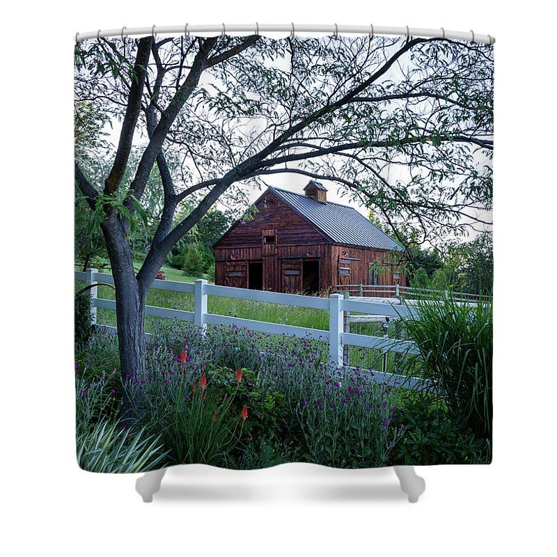 A Country Scene Captured In The Hills Outside Of Ashland Oregon On A Beautiful Summer Day Orego Country Farmhouse Decor Curtains With Rings Country Scenes