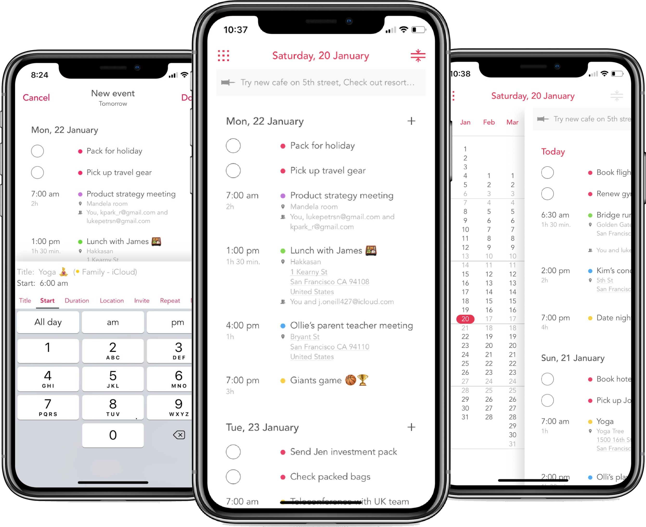 22 Best calendar apps for iPhone as of 2018 Slant | Best ...
