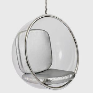 perspex hanging chair outdoor directors chairs rebecca s room