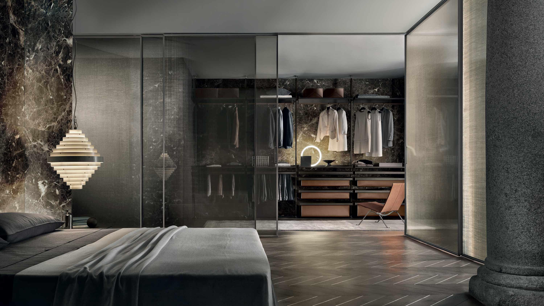 Rimadesio Zenit Walk In Closet Disegni Armadio Design Da Armadio Cabina Armadio