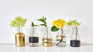 Résultats de recherche d'images pour «botellas como floreros»