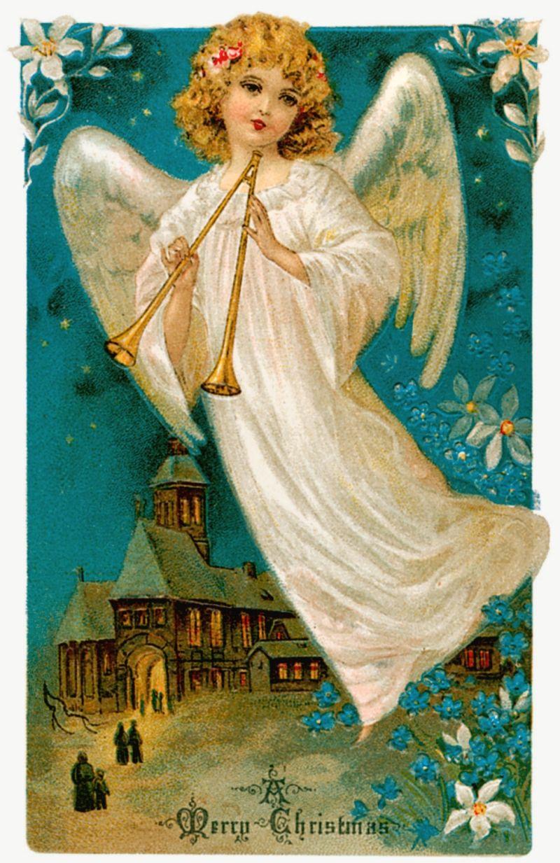 Victorian Angels Religious Non Religiousgeneral Non