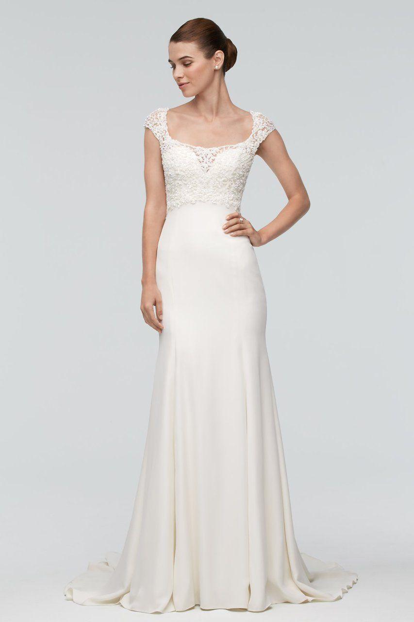 Watters Wedding Dress Jacquelina Style 9064B | Blush Bridal
