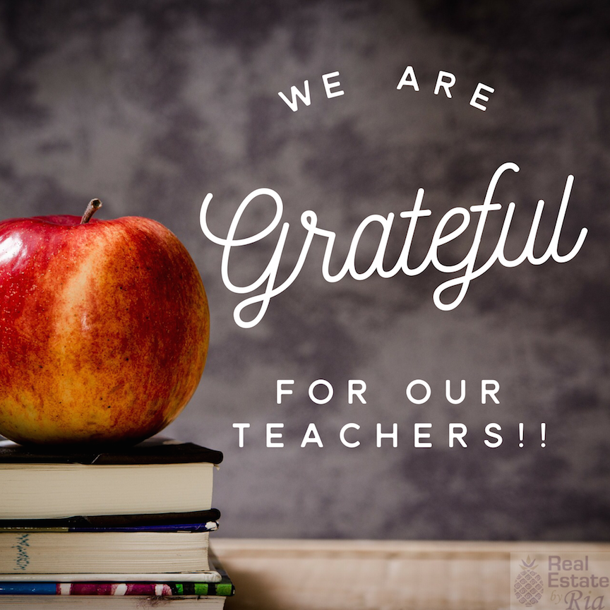 It S National Teacher Appreciation Week We Are Grateful For Our Teachers Thank Your Teachers Today Teacher Appreciation Week Teacher Appreciation Your Teacher