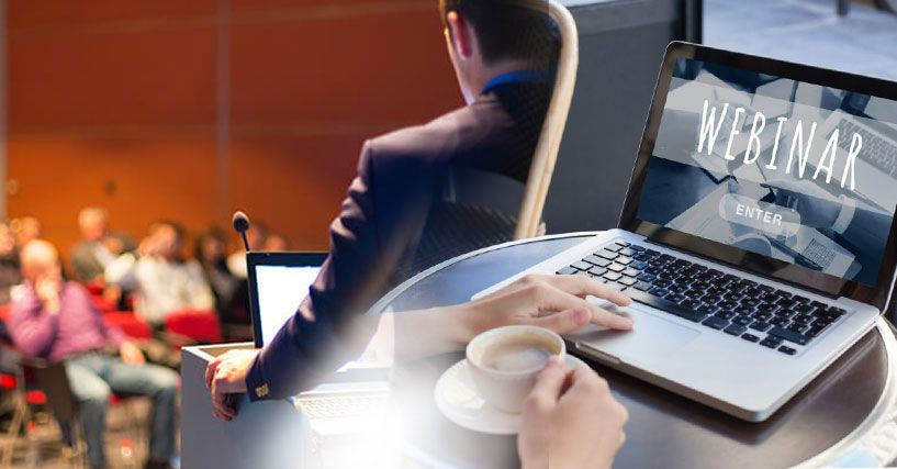 Trade Shows vs. Online Webinars Which is Better for