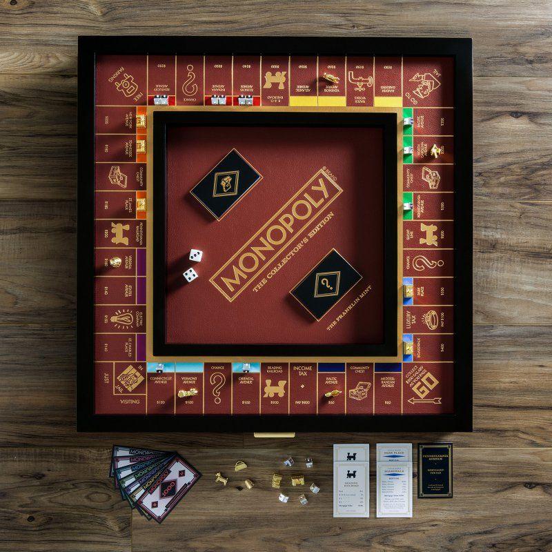 Winning Solutions Franklin Mint Monopoly 26991