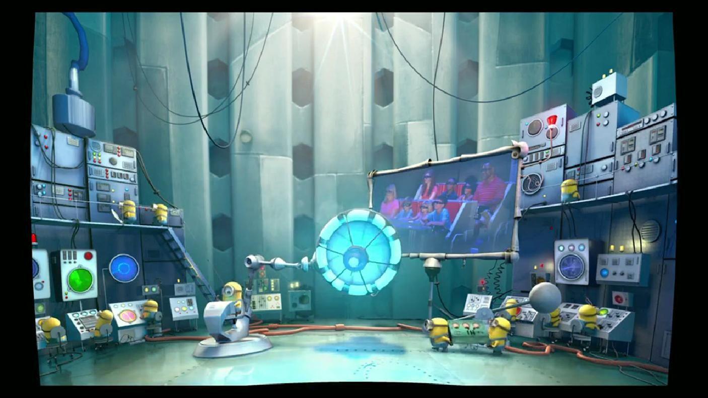 Escena Mi Villano Favorito Animation Background Environment Concept Art Background Design