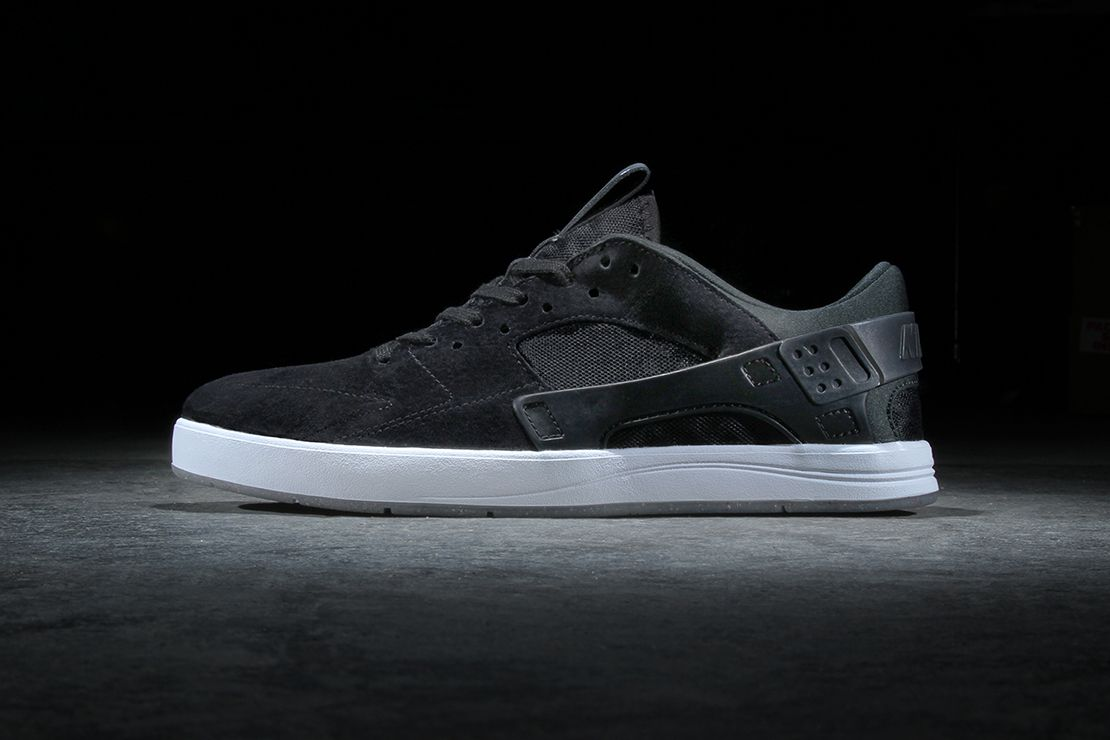 90126a029ee7b Nike SB Eric Koston Huarache Black White-Anthracite