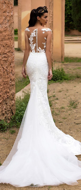 Wedding Dress by Milla Nova White Desire 2017 Bridal Collection - Enrika