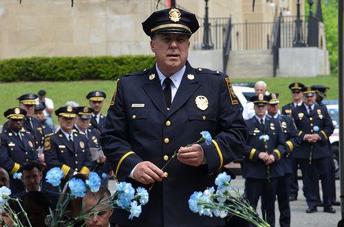 Washington Area Memorial Service 28 Police Memorial Memorial Service Peace Officer