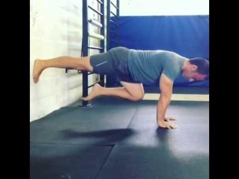 core stability exercise wall piston agatsu workouts pinterest