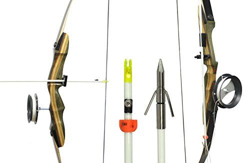 Kit comes with Southwest Archery Spyder bow along with
