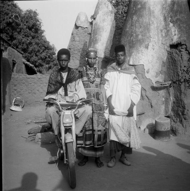 Mory Bamba, 'Kebeni (Les Peuls de ma région de Sikasso series),' 1970-1980, Tiwani Contemporary