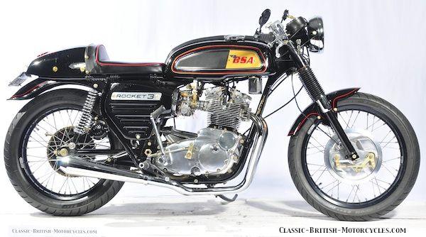 Classic British Motorcycles