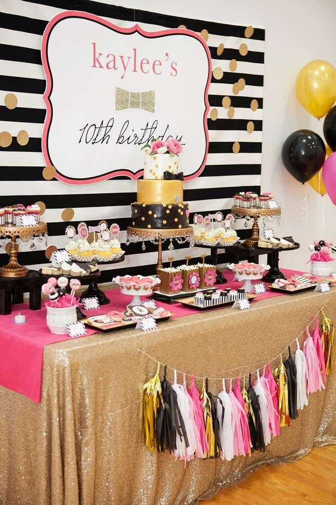 Resultado de imagen para mesas dulces 30 cumplea os - Mesa cumpleanos adulto ...