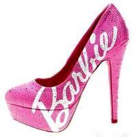 #barbie #salto #pink
