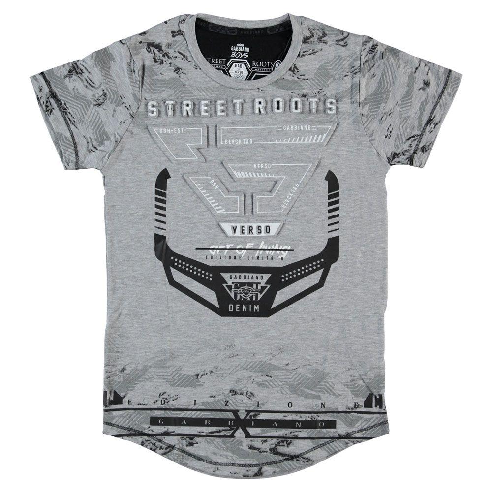 37ffa66ac87944 Gabbiano shirt (va.140)   polo & t-shirt in 2019   Mens printed t ...