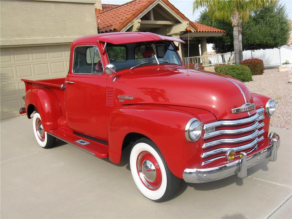 Barrett Jackson Auction Company Classic Chevy Trucks Classic