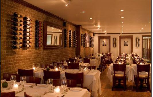 Cute Italian Restaurant In HK (NYC)