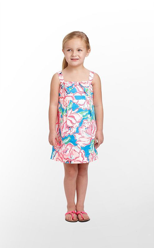 9369b51dcca2 Lilly Pulitzer - Little Leandra Dress