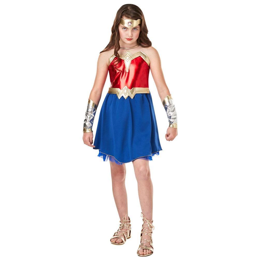 Wonder Woman Kostum Fur Kinder Wonder Woman Children Costume
