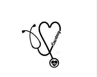 Nursing Stethoscope Clipart