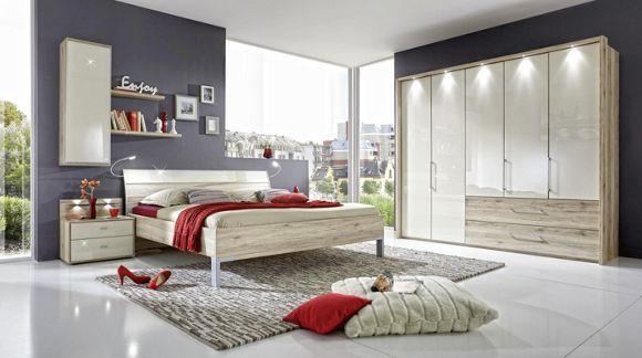 Dieses Schlafzimmer von VITO ist ein Blickfang und verwandelt Ihr ...