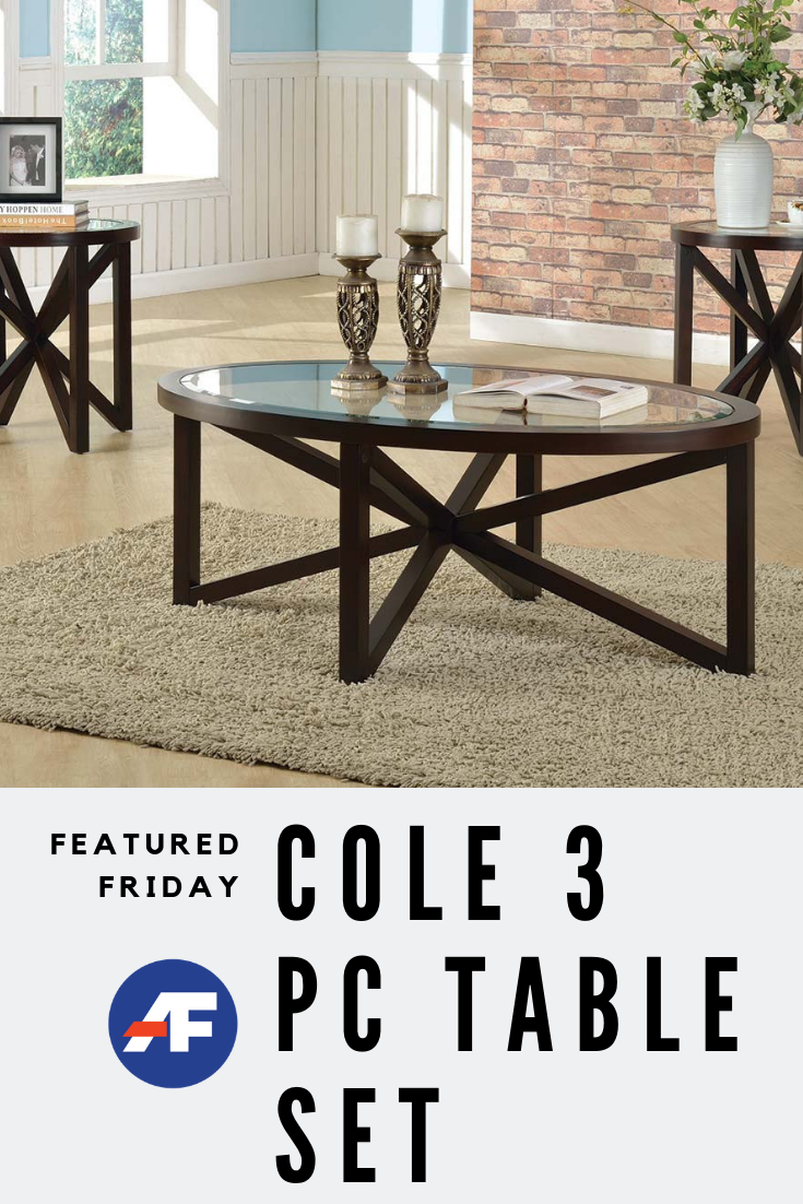 This Coffee Table Set Is A Trendy Trio Coffee Table Unique Home Decor Table Settings