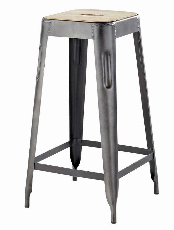 tabouret industriel maisons du monde 605x800 id es pour la maison pinterest tabouret. Black Bedroom Furniture Sets. Home Design Ideas