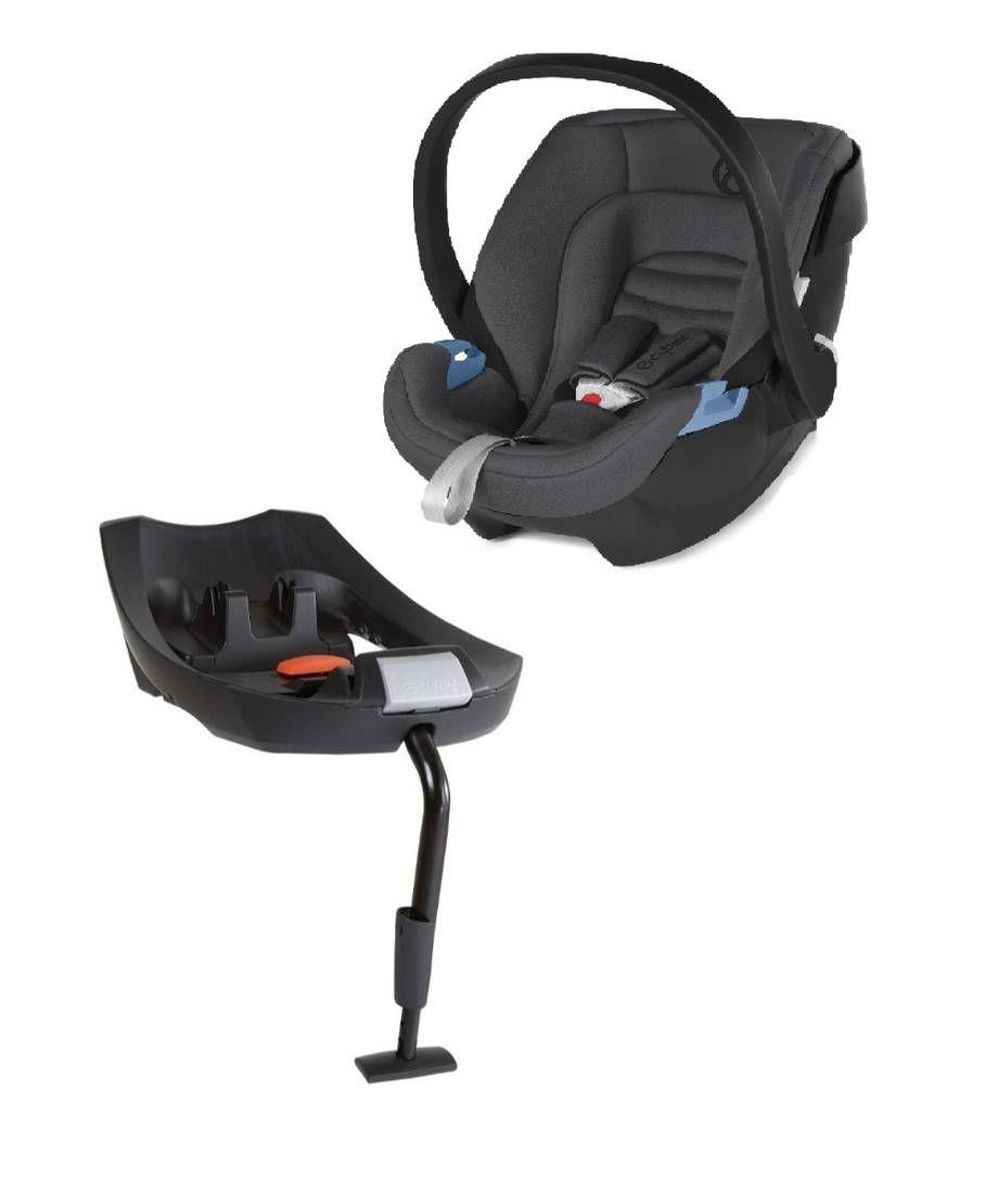 مقعد سيارة آتون مريح مع قاعدة أيزوفيكس رمادي خصم 31 Baby Car Seats Car Seats Baby Car
