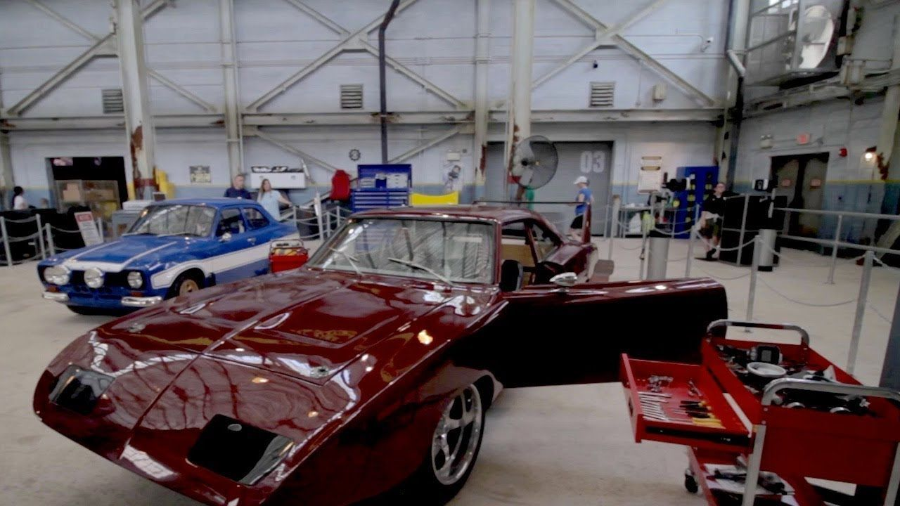 Fast & Furious Supercharged preview. Theme park, Fast