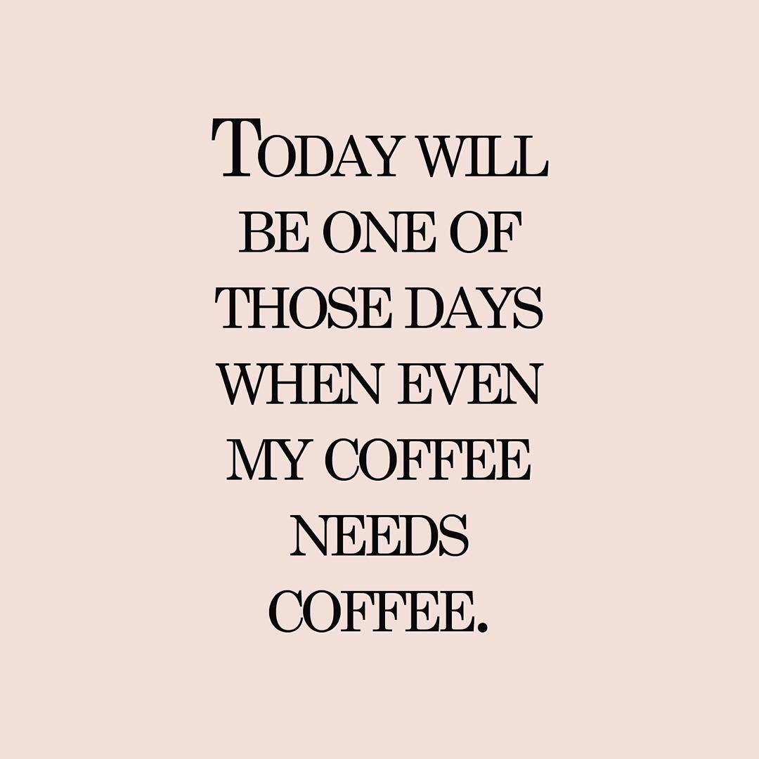 Funny Inspirational Quotes: Yes It Will! ☕️ Happy Monday! Monday Quote! Funny Quotes