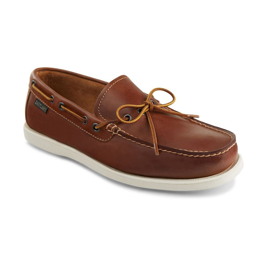 get authentic sale online fake for sale Eastland Yarmouth Camp Men's ... Moccasins ztuQA
