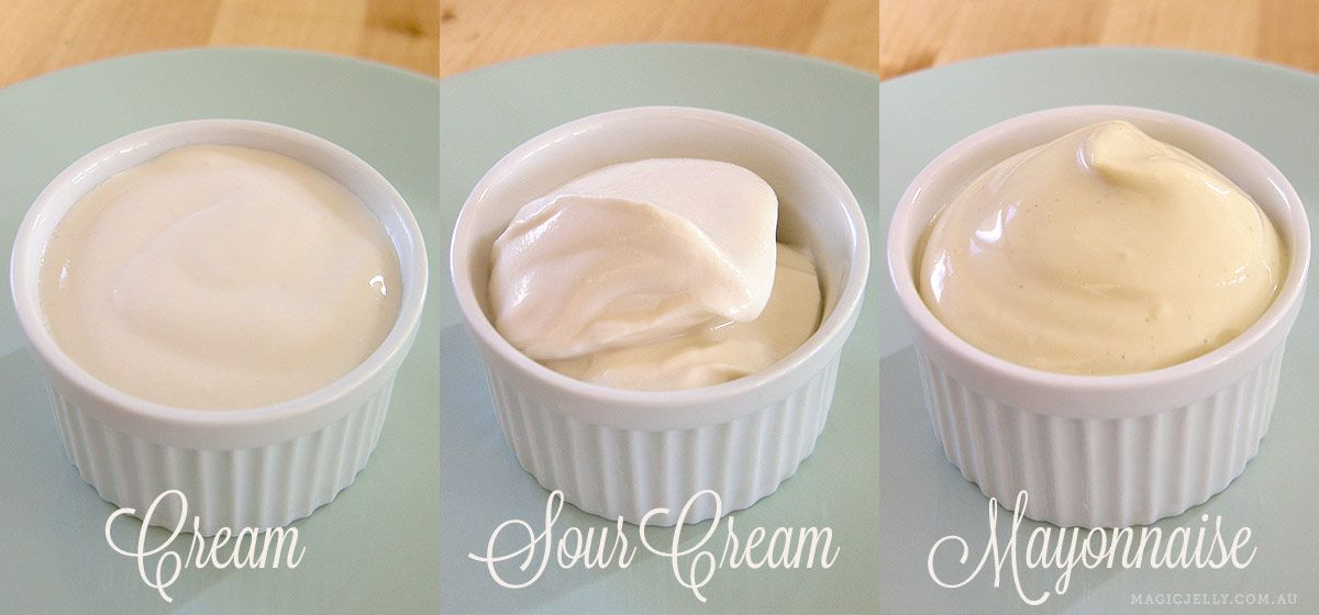 I Posted My Recipe For Vegan Whipped Cream A While Ago I Thought It Was About Time To Post Some More Vegan Sour Cream Vegan Whipped Cream Whole Food Recipes