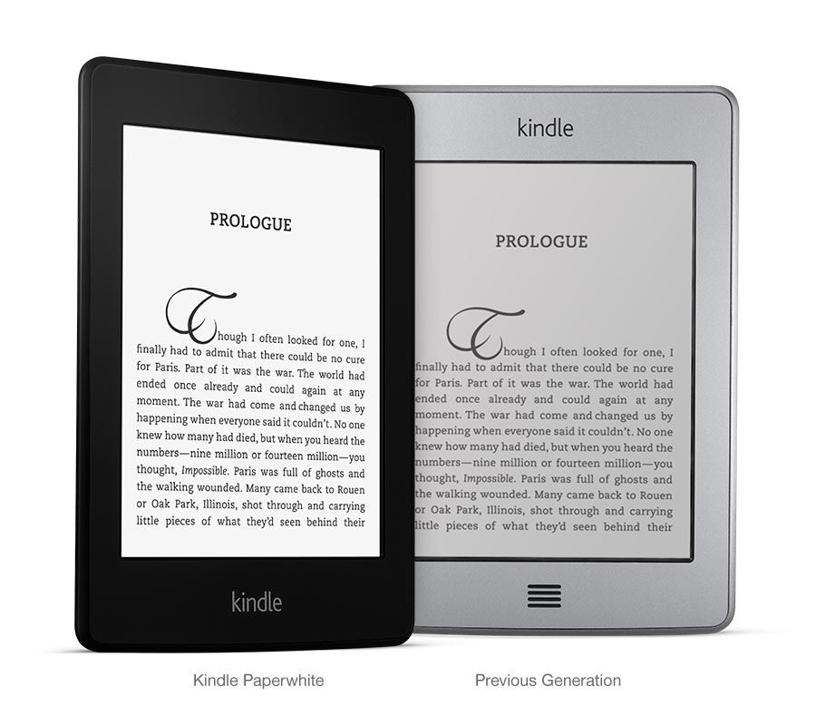 Kindle Paperwhite Released 2012 Fact Sheet Kindle Paperwhite Kindle Paperwhites