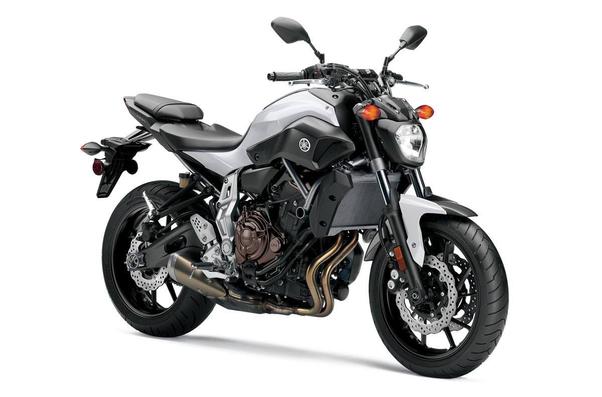 2015 Yamaha FZ07 Diamond Motor Sports Dover, DE (800) 743