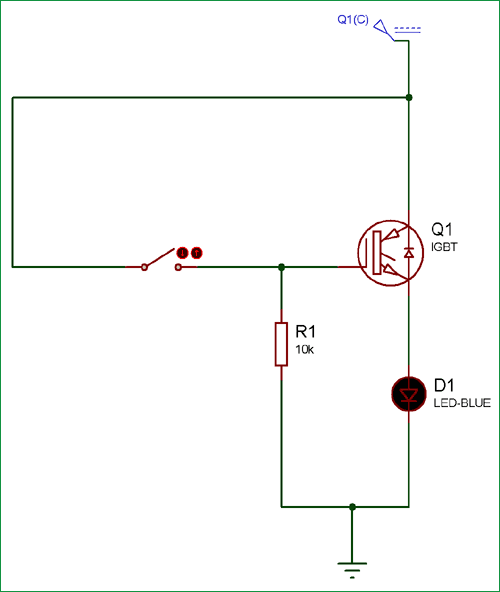 Igbt Insulated Gate Bipolar Transistor Electronic Circuit Projects Transistors Circuit Projects