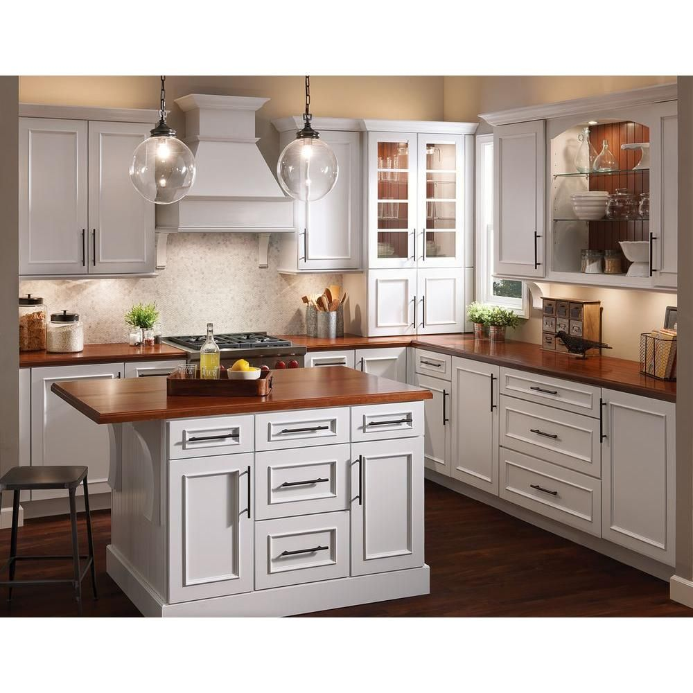 Kraftmaid 15x15 In Cabinet Door Sample In Fox Hill Maple Square In Dove White Rdcds Hd Ab9m4 Dwm The Home Depot Kitchen Cabinets Prices Home Depot Kitchen Kitchen Design
