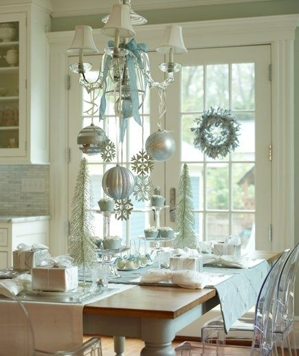 Christmas Chandeliers on Parade - Christmas Decorating -