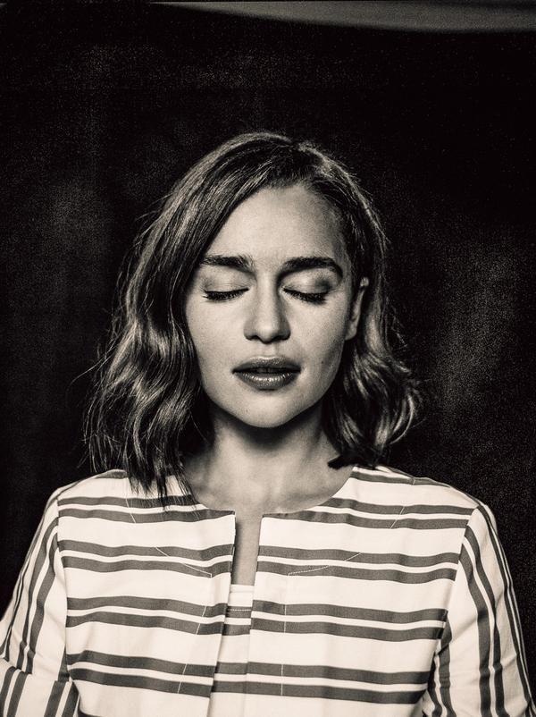 Emilia Clarke – ZEIT Magazine 2015