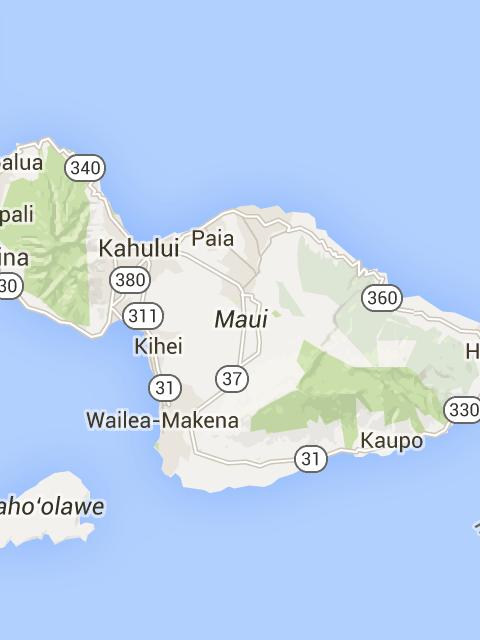 Maui Hawaii, in One Week