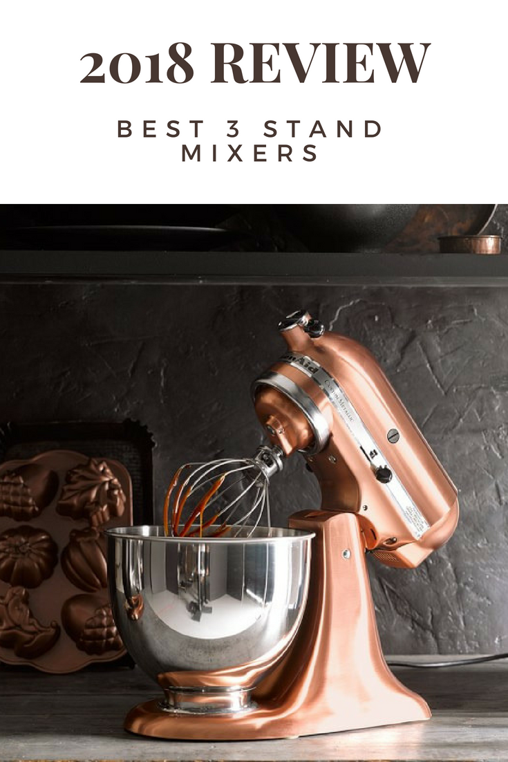 Top 4 Best Stand Mixers With Paddle Attachments Reviews